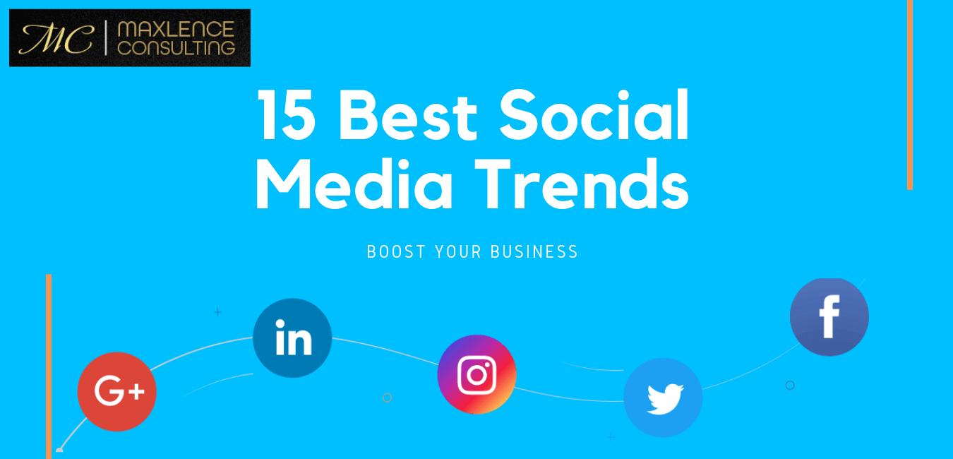 Best Social Media Trends