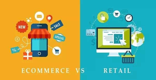 eCommerce vs Retail | Maxlence Consulting