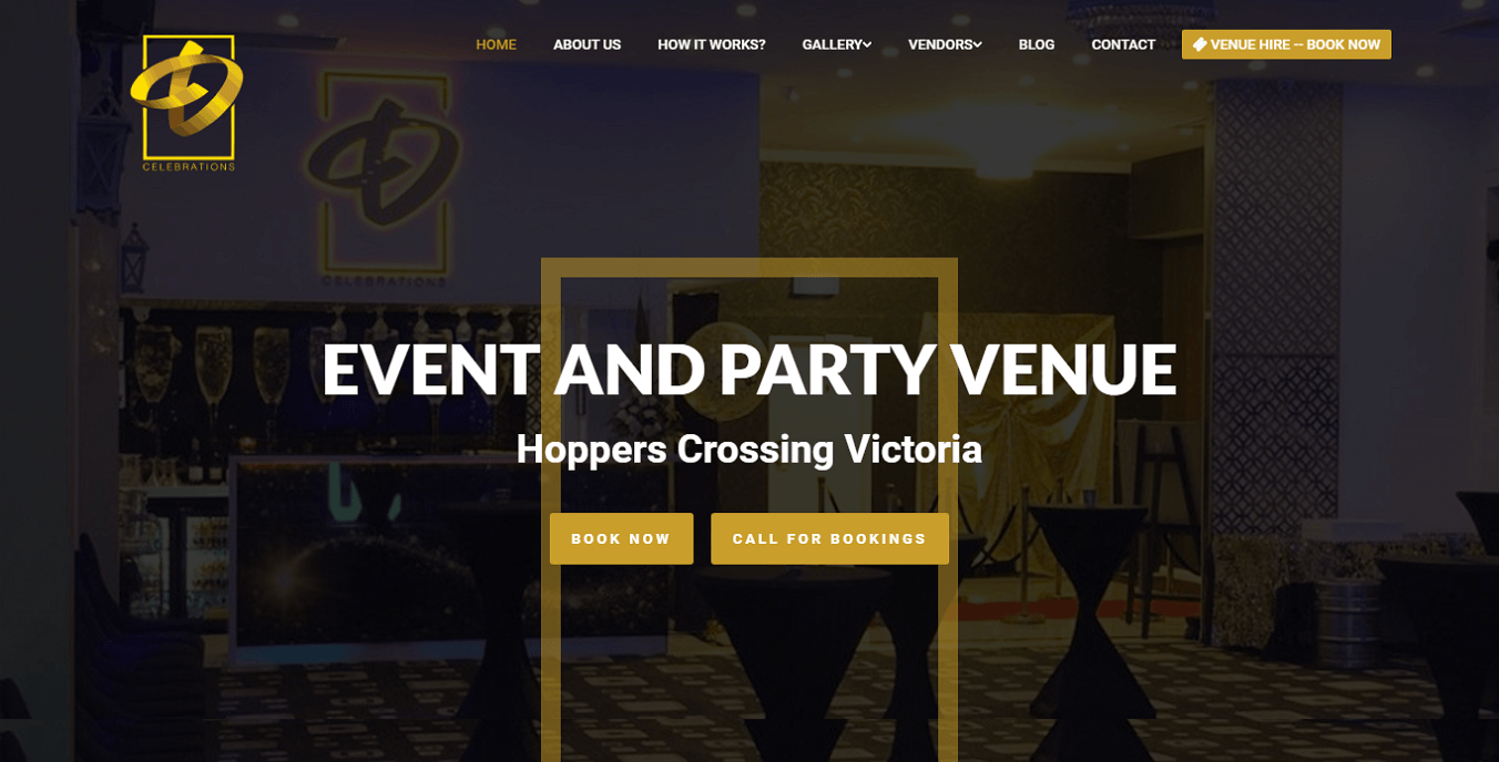 marketing expert for party venues