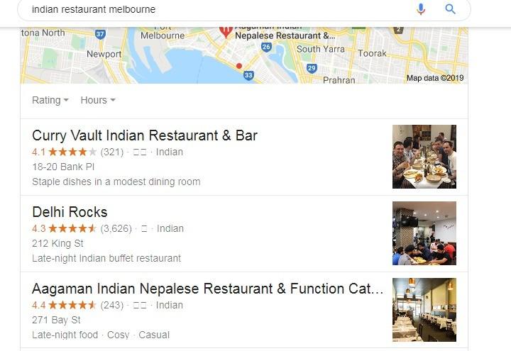 Delhi rocks Outcome