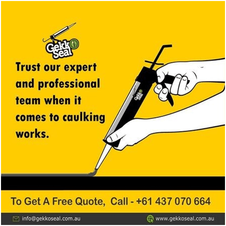 Digital marketing company for professional caulking services