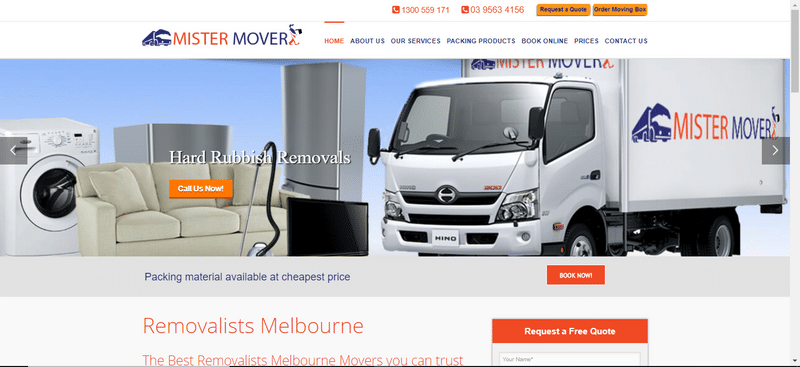 digital marketing expert in Melbourne for moving company