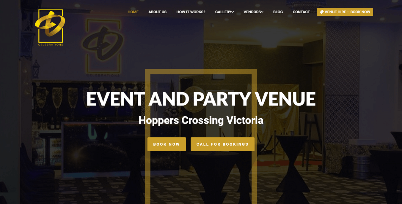 hire digital marketing company for event and party venues