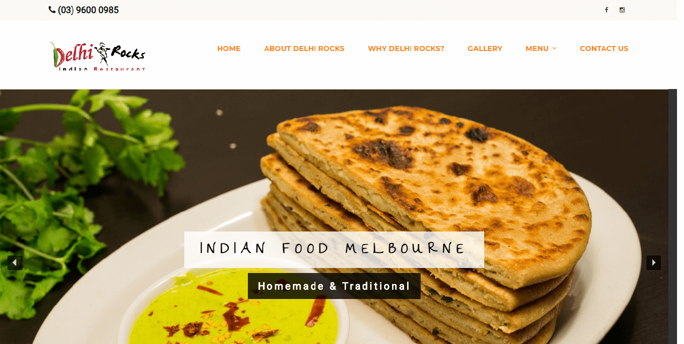 SEO Company for Indian food Melbourne