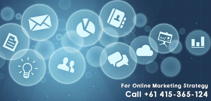 online marketing strategy for small business
