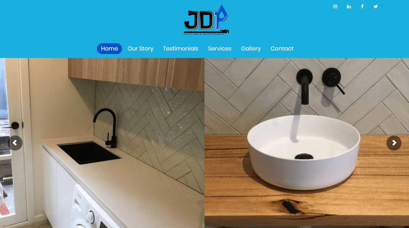 Seo Comapny for plumbing services at sydney