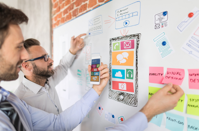User experience is important for websites and apps
